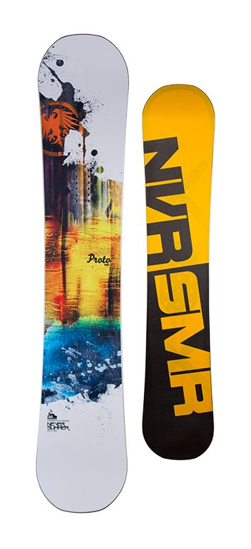Never Summer Proto HD X Snowboard - Men's Snowboards - Men's Snowboarding - Winter 2015/2016 -Never Summer Snowboards - Christy Sports