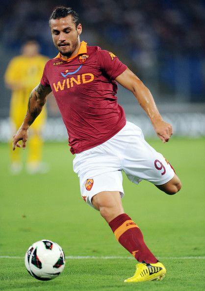 ~ Pablo Osvaldo on AS Roma ~