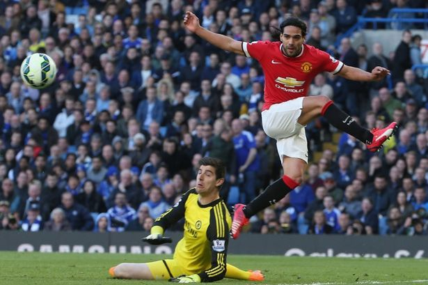I love this shot of Falcao!  Dale gana tipo!!