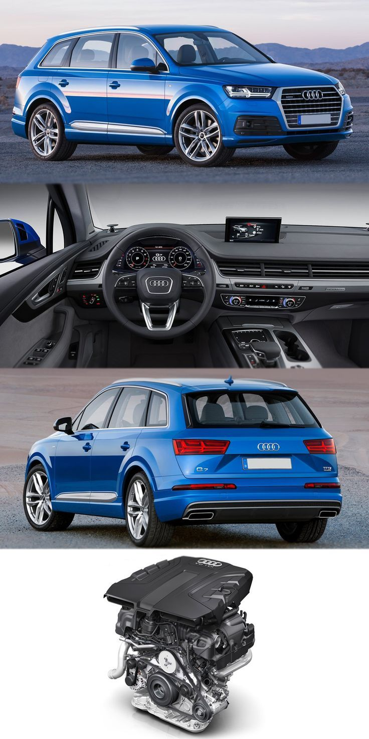 Awesome audi how to win everyone around with audi q7 engine