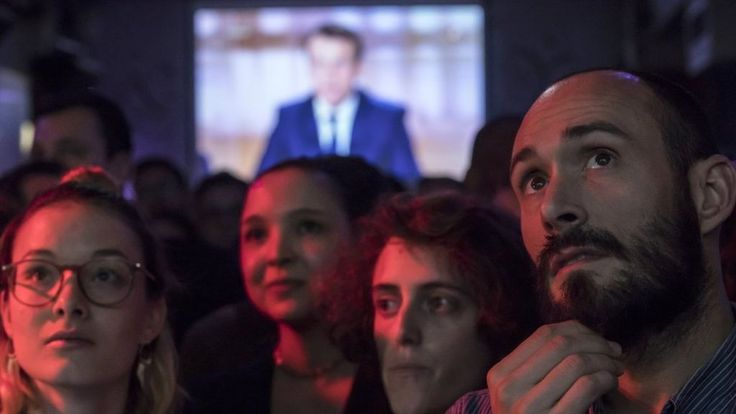 French election: 'Unworthy' debate was still great viewing - BBC News