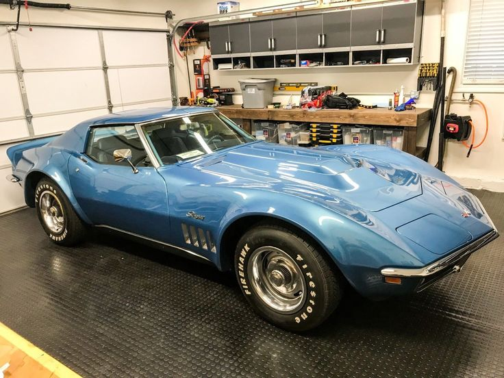 Up for sale is a beautiful 1969 Corvette Stingray with t-tops. A real head turner that runs and drives very well. The original 350 v-8 was replaced in 2004 with a crate Chevy 350 and the transmission was rebuilt at the same time. | eBay!
