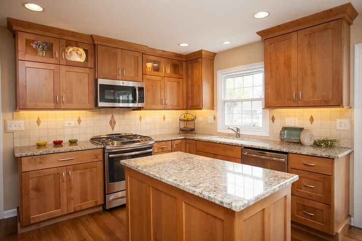 Best Natural Oak Cabinets Google Search New Kitchen Cabinets 400 x 300