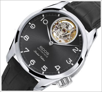 EPOS - Artistry in Watchmaking - Swiss Made Mechanical Watches
