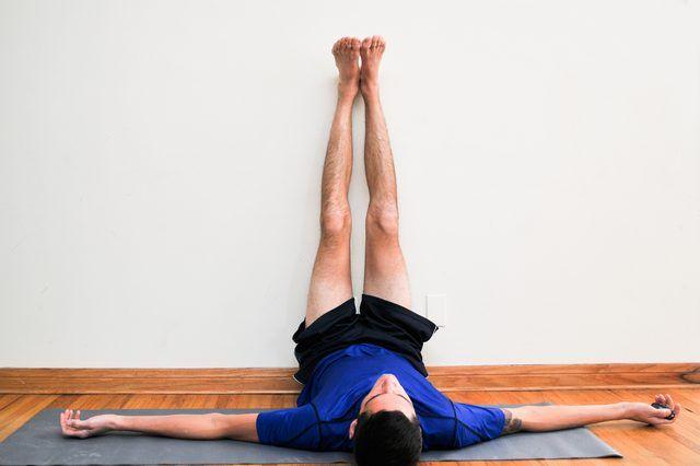 Yoga Postures for Hemorrhoid Relief
