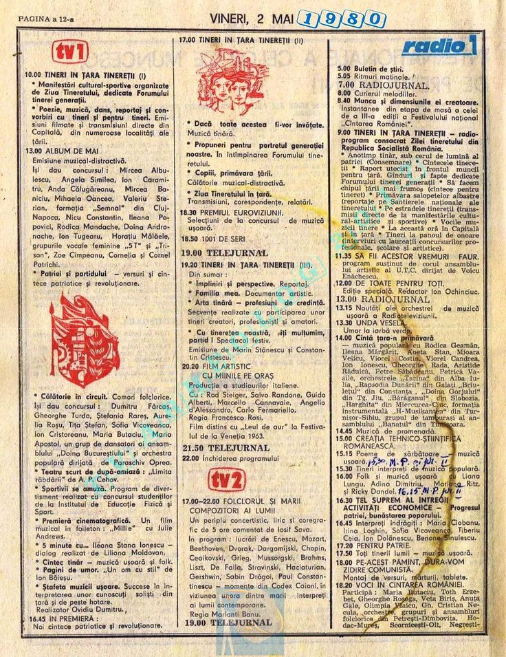 Imagini pentru radio-tv în timpul comunismului