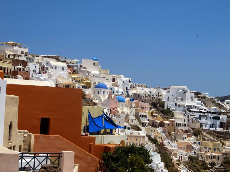 Santoryn, Greece
