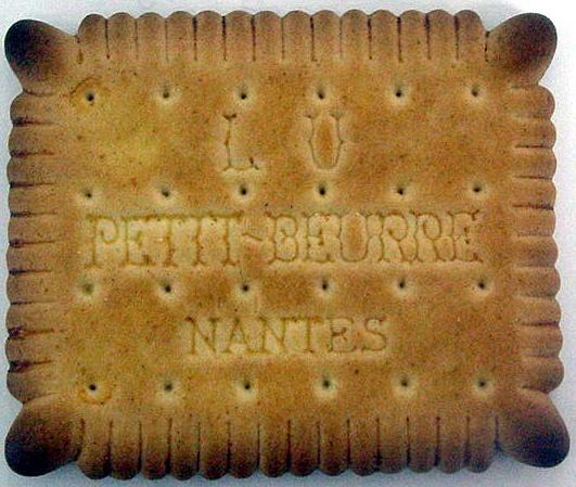 """Le petit Lu que ma maman utilisait pour faire """" petit beurre kuche """"!"""