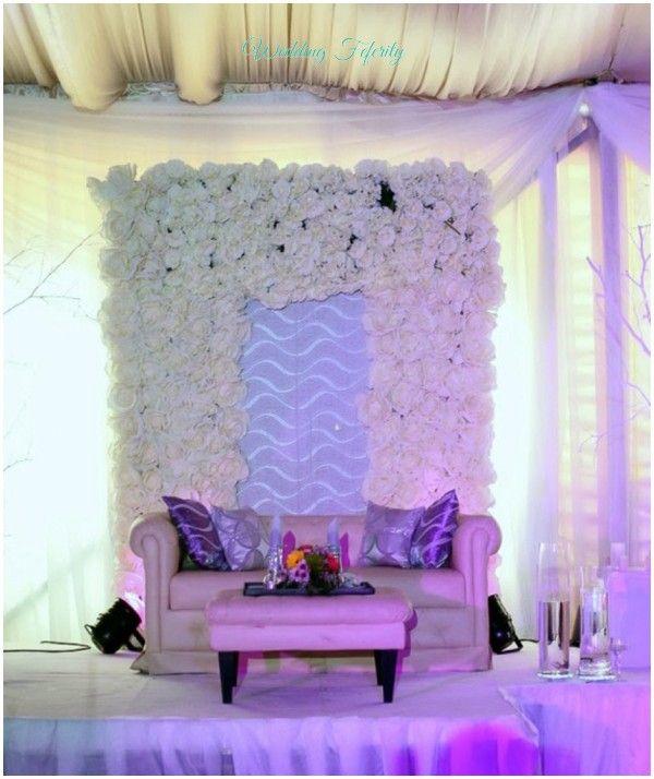 19 best nigerian wedding decor images on pinterest nigerian nigerian wedding decor traditional and white wedding ideas outdoor decorationswedding junglespirit Images