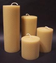 Beeswax honeycomb candles, Australian beeswax, natural, non toxic