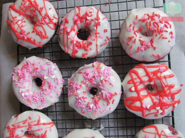 Cake Mix Cake Donuts