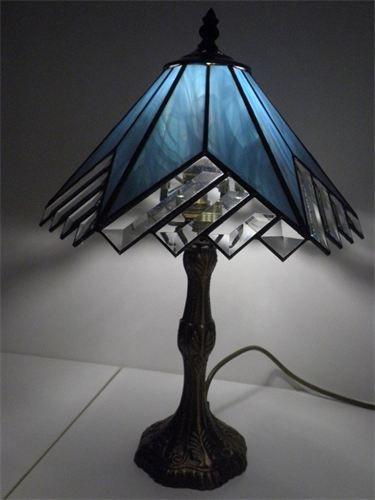 Volcania art glass lamps www volcaniaartglass com au