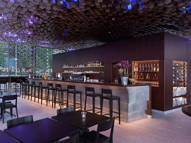 die besten 25 cafe bartresen ideen auf pinterest balkenanzeigen coffee shop einrichtung und. Black Bedroom Furniture Sets. Home Design Ideas