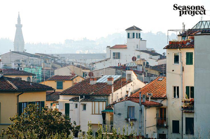 Seasons of life №7/ January-february issue. Italy #seasonsproject #seasons #travel #Italy #town
