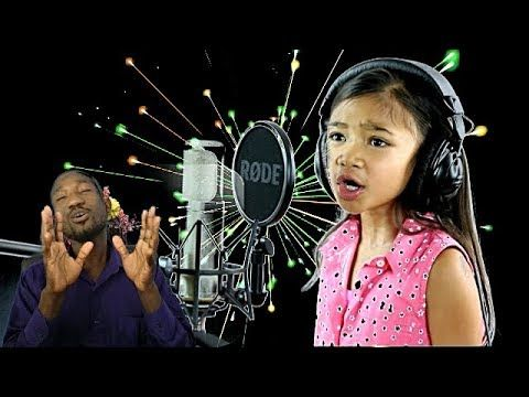 Angelica Hale (6 years old) Cover Firework by Katy Perry