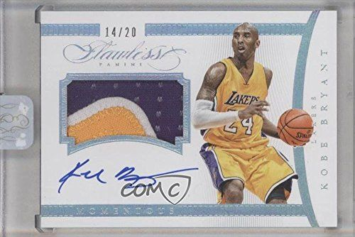 Kobe Bryant Manufacturer ENCASED Uncirculated