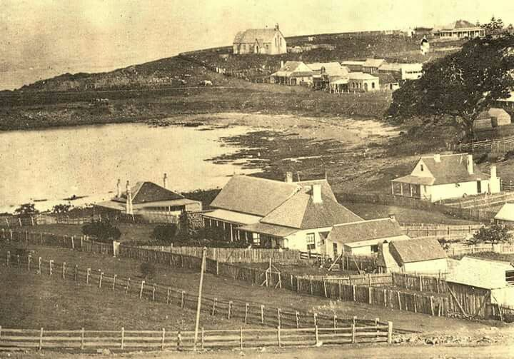 Kiama in 1872.