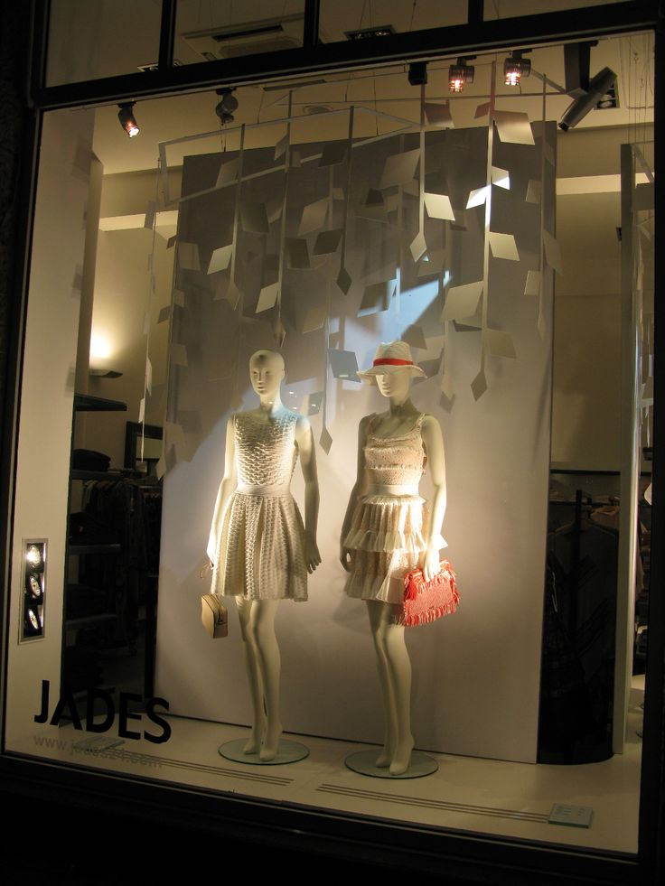 Yritys Jades   euroshop. euroshop 2017. window display. fashion. visual merchandise. shop desing.