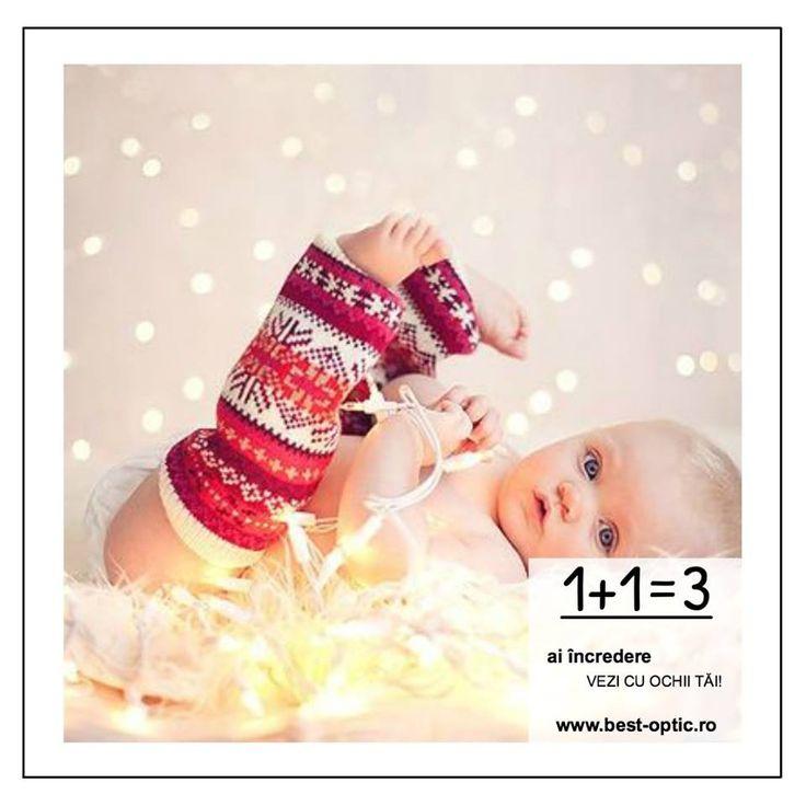 Știai că nou-născuții nu lăcrimează? Aceasta începe să se întâmple doar după o lună și jumătate, două luni de la naștere. Ai grijă de vederea familiei tale! #bestoptic #ochisanatosi #familie #decembrie #destiut