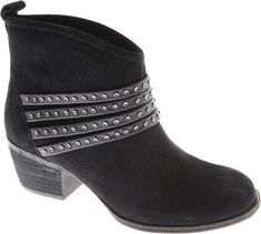 97.95 Jessica Simpson - The Clauds is a stylish ankle boot with studded shaft ornamentation