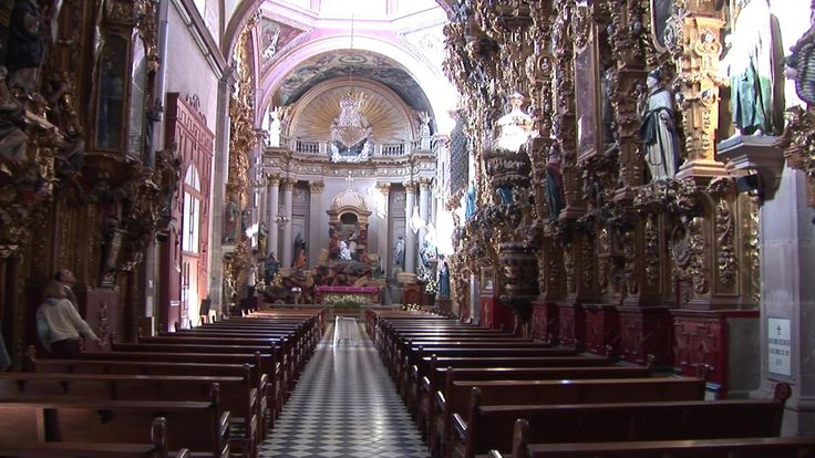 Cathedral of Queretaro - Mexico - Travel & Discover
