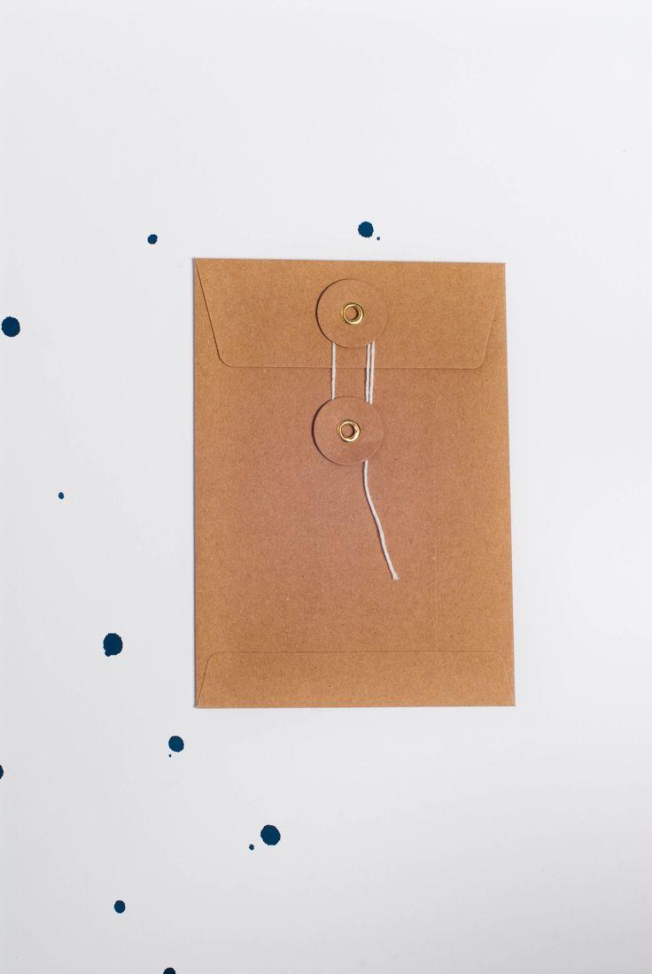 Japanse envelop klein