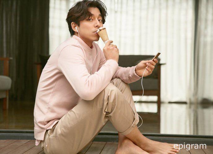 Gong Yoo コン・ユ 孔劉 공유