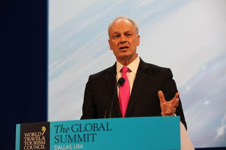 Outgoing WTTC Chief: Travel & Tourism More Resilient than Ever.