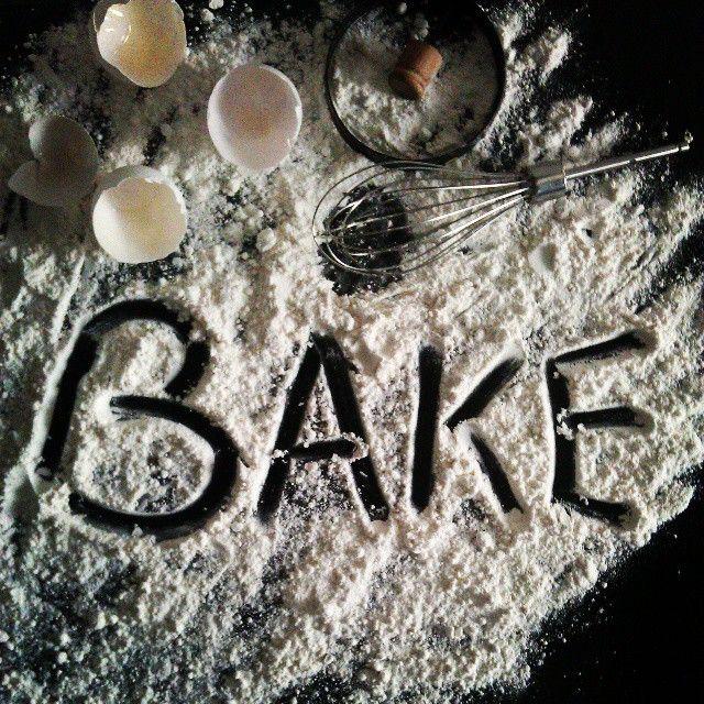 Bake! #EarthBalance  #vegan