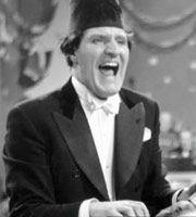 So I was getting into my car, and this bloke says to me 'Can you give me a lift?' I said 'Sure, you look great, the world's your oyster, go for it' - Tommy Cooper
