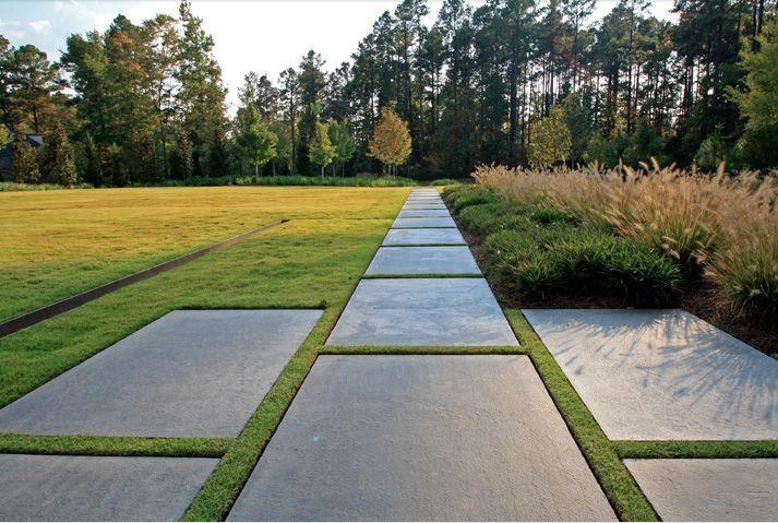 Jardín  + camino