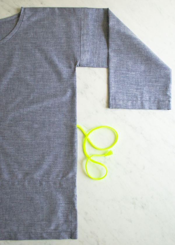 Corinne's Thread: Boxy Tee Three Ways