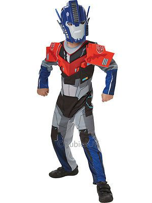 Transformers optimus prime #deluxe boys fancy #dress superhero #childs kids costu, View more on the LINK: http://www.zeppy.io/product/gb/2/201413951431/