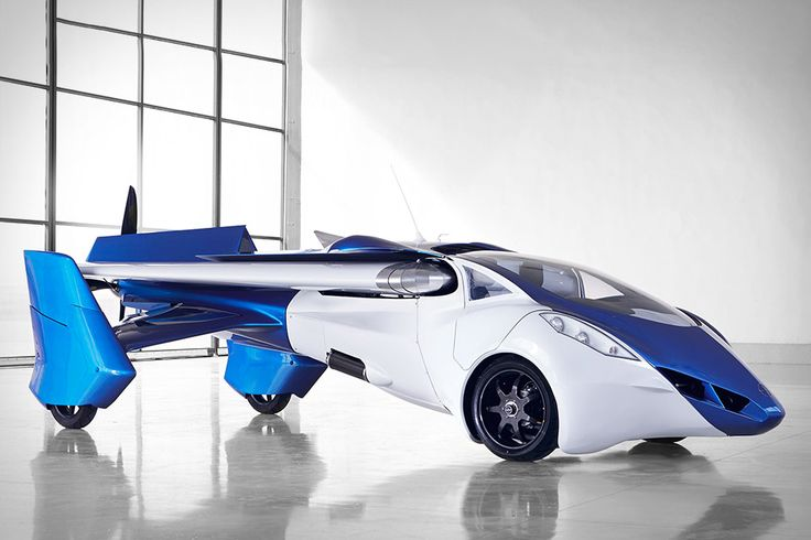 It drives on the highway. It uses regular gas. It fits in normal parking spots. And it flies. The AeroMobil Flying Car is aiming to be a complete solution for door-to-door travel, as it converts back and forth between airplane...