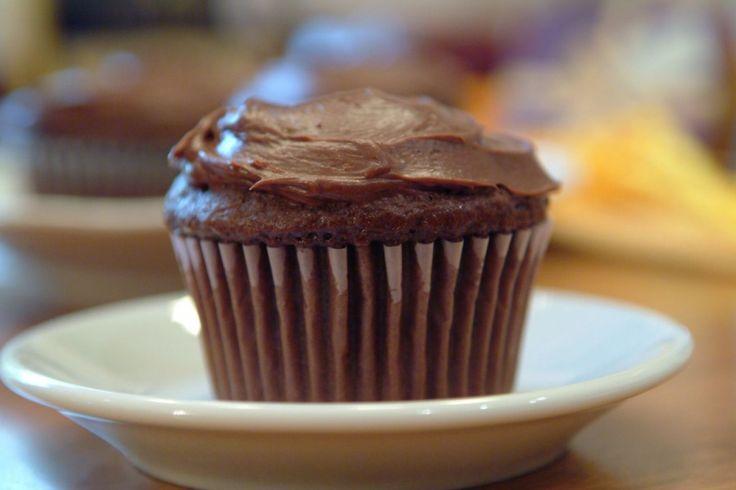 Portillos Chocolate Cake Cupcakes Recipe