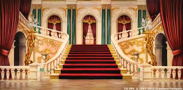 Backdrop Pa 004 Palace Interior 4 Palace Pinterest