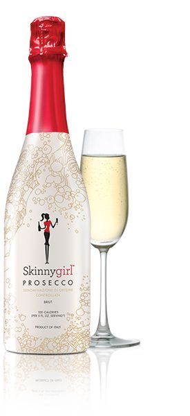 Skinnygirl™ Prosecco is far from your typical sparkling wine, ladies! She's a bubbly mix of light and crisp, of sass and class, that's sure to make any occasion...sparkle :)