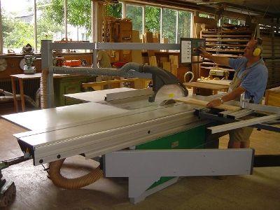 Modern German Table Saw Kreissage Diy Projects Engineering Sliding Table Sliding Table Saw