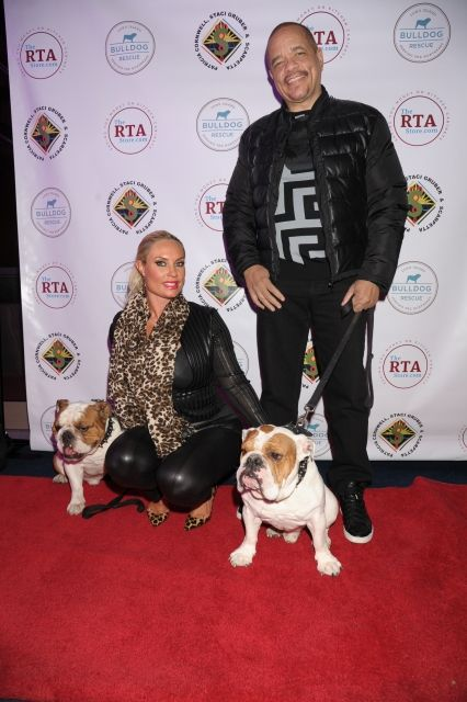 Coco Austin, King Maximus, Ice T and Spartacus