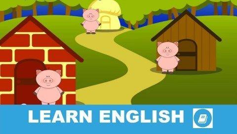 Három kismalac - Angol történet