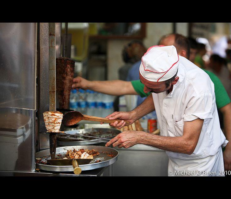 #Döner essen - woher er kommt und wie man ihn selber macht