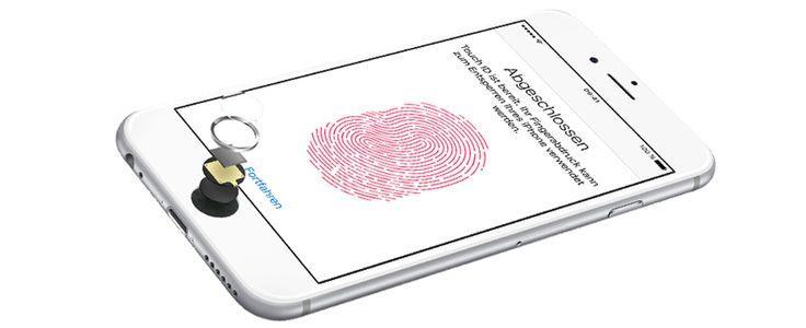 Fehler53-nm - Fingerabdruckscanner beim iPhone - Comspot hilft