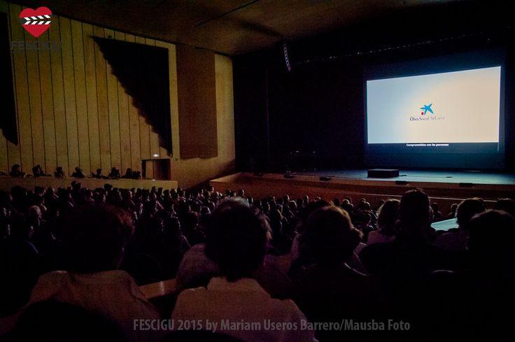 Proyecciones. Fecha: 29/09/2015. Foto: Mariam Useros Barrero/Mausba Foto