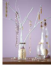 Creative Jewellery Storage