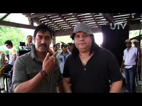 Follow the journey of the 'Making of Himmatwala' straight from the sets! Here's the first video from the series.