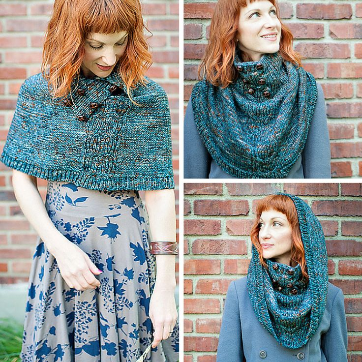 knitting pattern by Carina Spencer