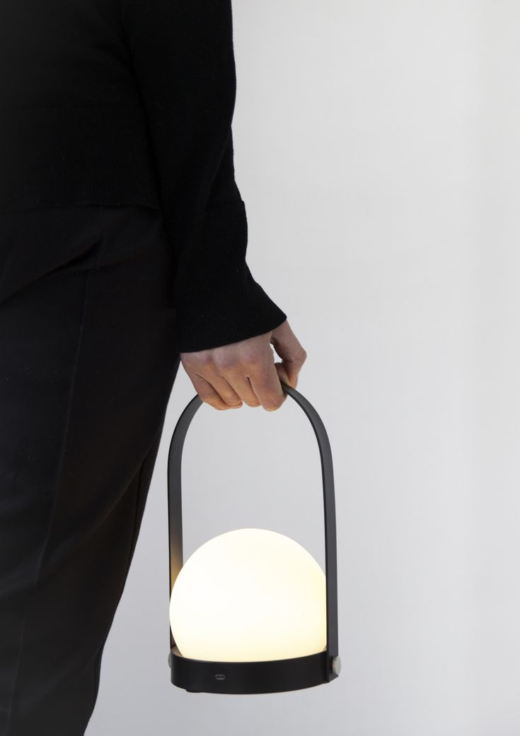 Carrie is a minimalist design created by Copenhagen-based designer Norm Architects. As a line extension to the Carrie Vase and Huricane for Menu, this USB charged LED light is a small versatile, portable and rechargeable lamp for any occasion....