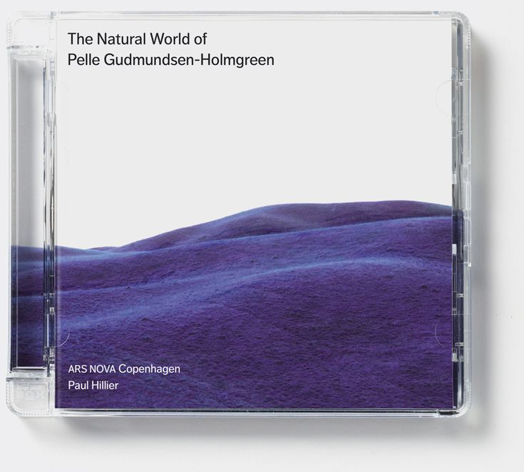 'The Natural World of Pelle Gudmundsen-Holmgreen' (Dacapo Records). Album cover art: Denise Burt. Read the story about how the cover artwork was designed on http://seeingnewmusic.com/story/the-natural-world-of-pelle-gudmundsen-holmgreen/?cat=original&term=&offset=6 #albumart  #artmusic  #contemporaryclassical