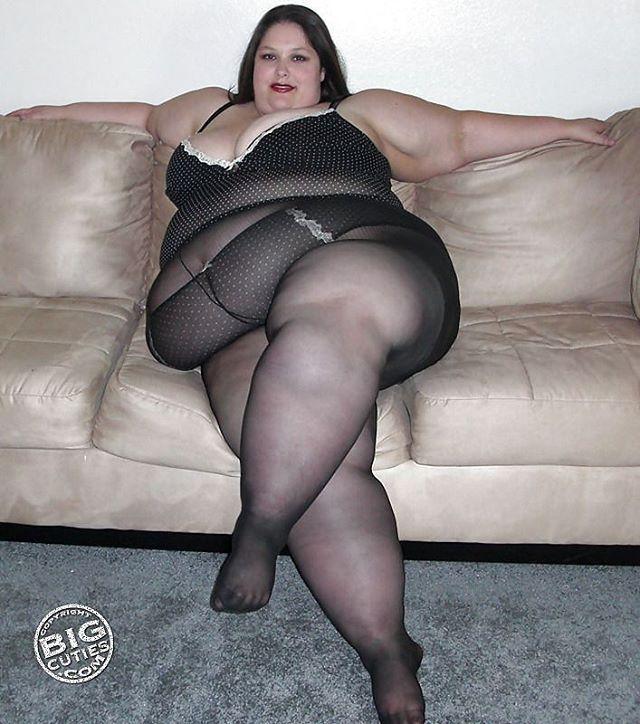 Ssbbw Bbw Obese Plump Chubby Gainer Feedee Thick  -8801