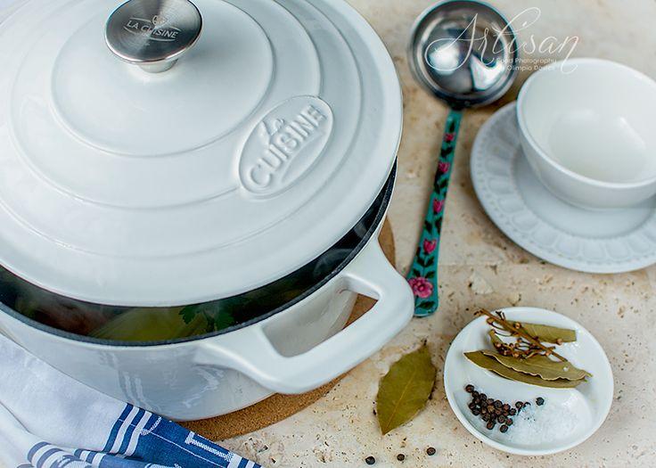 Pomysłowe Pieczenie: Garnek La Cuisine - piękno i prostota w gotowaniu
